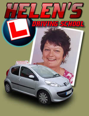 Driving lessons Basingstoke with highly recommended female driving instructor